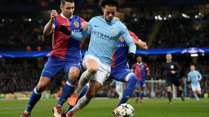 Champions League: Manchester City avanzó a cuartos de final pese a caer ante el Basilea