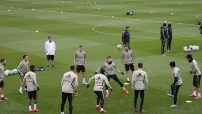 La Liga: el Real Madrid volverá a los entrenamientos en sus instalaciones desde este lunes