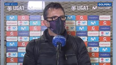 """Marcelo Vivas sobre el triunfo de Sport Boys: """"Necesitábamos ganar para agarrar confianza"""" (VIDEO)"""