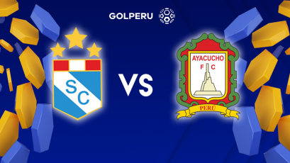Sporting Cristal vs. Ayacucho FC: GOLPERU te trae el duelo de Reservas