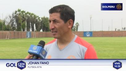 """Johan Fano: """"La próxima semana anunciaré mi decisión"""""""