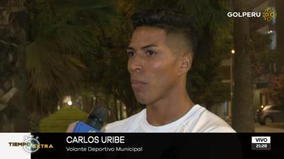 Carlos Uribe: