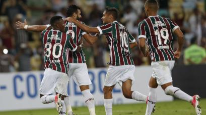 Fluminense vapuleó a la Universidad Católica de Ecuador (4-0)