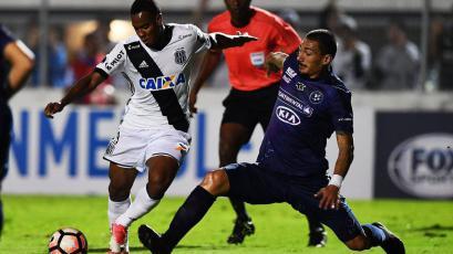 Ponte Preta se queda con el partido de ida ante Sol de América (1-0)