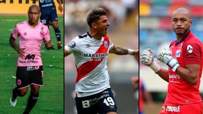 Liga1 Movistar: Conoce el once ideal de la fecha 14 del Torneo Clausura
