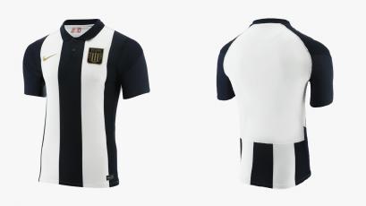 Alianza Lima presentó su nueva camiseta para la temporada 2021
