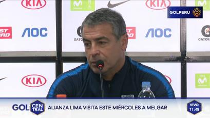 """Pablo Bengoechea: """"La habilitación de Villamarín y Affonso es la única dificultad"""""""