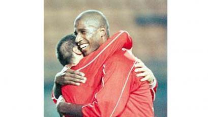Luis 'Cuto' Guadalupe anotó en el último triunfo de Independiente en Brasil