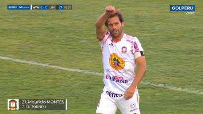 Liga1 Movistar: Ayacucho FC golpea más a Universitario (2-0)