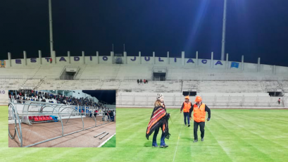 Binacional: Conmebol inspeccionó el estadio Guillermo Briceño de cara a la Libertadores (VIDEO)