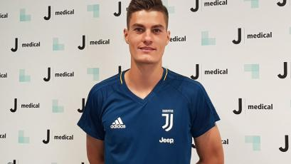 OFICIAL: Patrik Schick es nuevo jugador de la Juventus