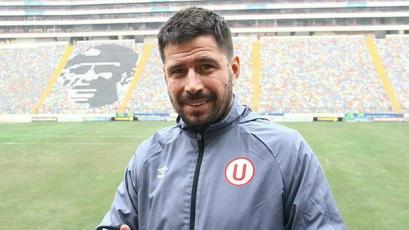 Universitario: Mauro Cantoro invita a todos a quedarse en casa