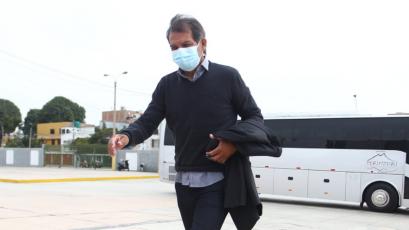 """Franco Navarro: """"Vamos a intentar recuperar la confianza y seguridad en el grupo"""" (VIDEO)"""