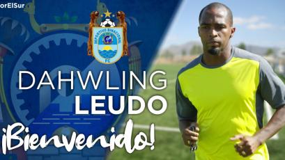 Deportivo Binacional hizo oficial el fichaje de Dahwling Leudo