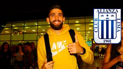 Liga1 Movistar 2020: Rubert Quijada es nuevo jugador de Alianza Lima