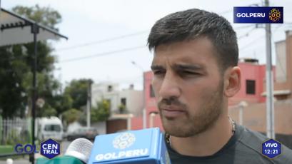 """Bernardo Cuesta: """"El partido en Cusco va a ser durísimo"""""""