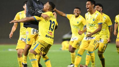 Liga2: Carlos Stein derrotó a Unión Comercio por penales y se clasificó a la tercera ronda de los Play Off (VIDEO)