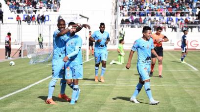 Deportivo Binacional goleó a Sporting Cristal y quedó listo para la final de la Liga1 Movistar