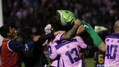 Sport Boys se impuso ante Sport Rosario y permanecerá en primera división