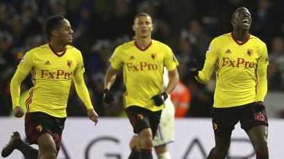 Premier League: André Carrillo jugó 90' en el triunfo del Watford