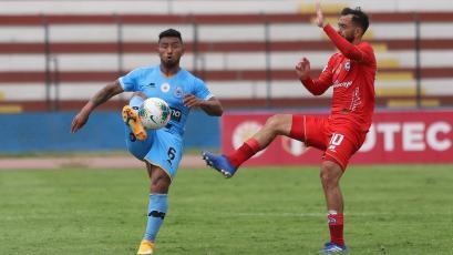 Liga1 Movistar: Cienciano empató 1-1 con Deportivo Binacional por el grupo A de la Fase 2