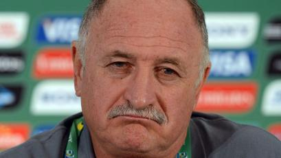 Luiz Felipe Scolari rechazó dirigir a la selección chilena