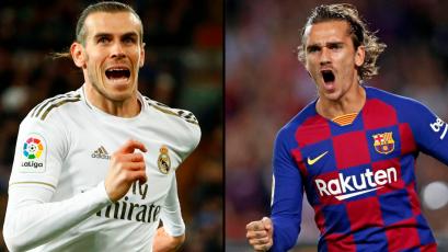 Real Madrid y Barcelona sufrieron más de la cuenta para avanzar en la Copa del Rey (VIDEO)