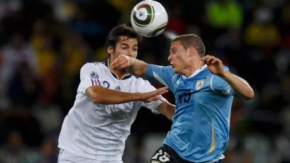 """Diego Pérez: """"El Mundial 2010 me marcó mucho, fue un orgullo llevar a Uruguay donde se merece"""