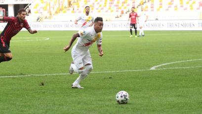Christian Cueva volvió a ser titular en triunfo del Malatyaspor de Turquía