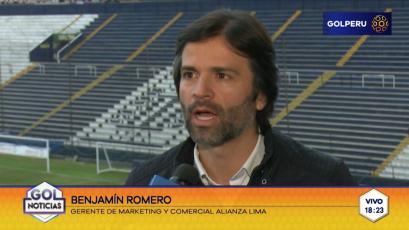 Benjamín Romero: