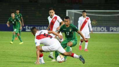 Torneo Preolímpico Sub 23: Perú cayó por 2-1 ante Bolivia y quedó eliminado del certamen