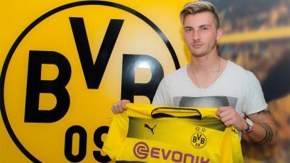 FICHAJES: Maximilian Philipp ya es del Dortmund
