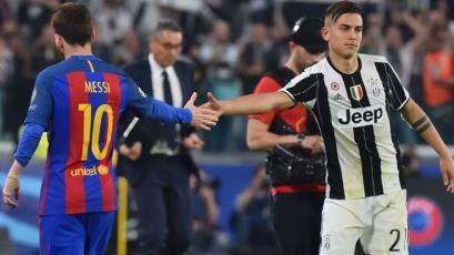 Lionel Messi fuera del once ideal de la Champions League para France Football