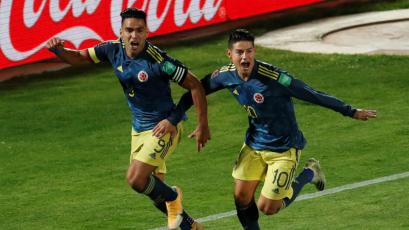 Clasificatorias Sudamericanas: Colombia rescató un empate de visita ante Chile