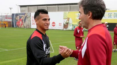 Selección Peruana: Yotún, Ramos, Trauco y Cueva iniciaron los entrenamientos en La Videna