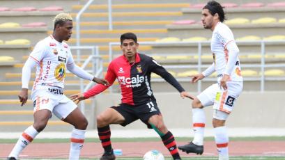 Liga1 Movistar: FBC Melgar y Ayacucho FC empataron sin goles por la fecha 16 de la Fase 1