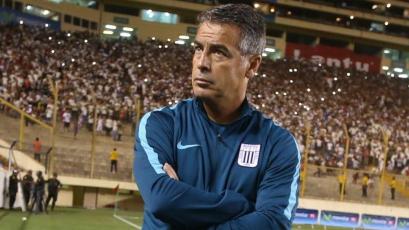 """Pablo Bengoechea: """"Universitario ha formado un gran equipo, por algo va primero"""""""
