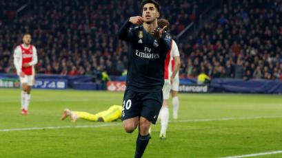 Champions League: Real Madrid sacó ventaja sobre el Ajax