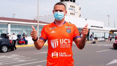 """Donald Millán: """"Tenía contrato con Universitario por dos años, pero yo quería venir a César Vallejo"""""""