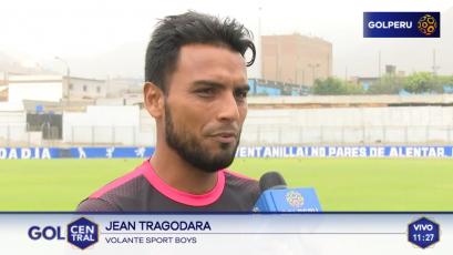 """Jean Tragodara: """"Para nosotros todos los partidos van a ser finales"""""""