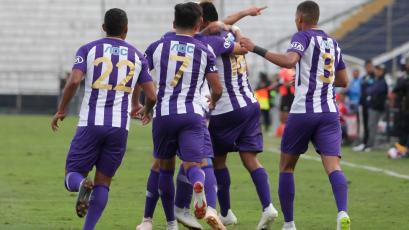 Alianza Lima: El saldo de sus últimos cinco partidos