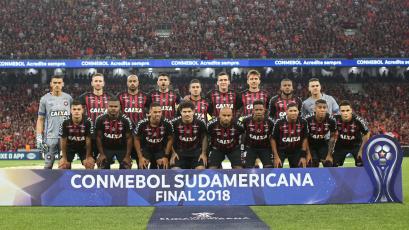 Atlético Paranaense se coronó campeón de la Copa Sudamericana 2018