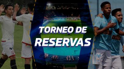 Torneo de Reservas: Así marcha la tabla de posiciones