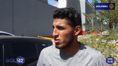 """Alexis Arias: """"Jugar contra la 'U' siempre es complicado"""""""
