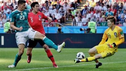 Jo Hyeonwoo fue la figura en el triunfo de Corea del Sur ante Alemania