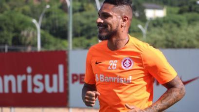 Paolo Guerrero recibió elogios de su DT en Inter de Porto Alegre