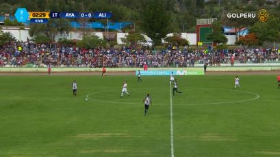 En vivo por GOLPERU: Ayacucho FC 0-0 Alianza Lima