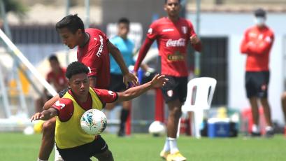 Selección Peruana cerró su primer microciclo en la Videna pensando en Bolivia y Venezuela