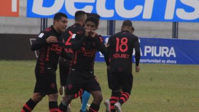 Liga1 Movistar: FBC Melgar goleó 3-0 a Atlético Grau por la fecha 18