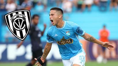 Cristian Ortiz es oficialmente nuevo jugador de Independiente del Valle